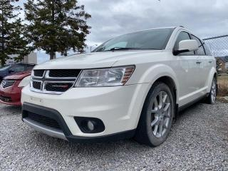 Used 2012 Dodge Journey R/T | AWD | AUTO | FINANCING AVAILABLE for sale in Scarborough, ON