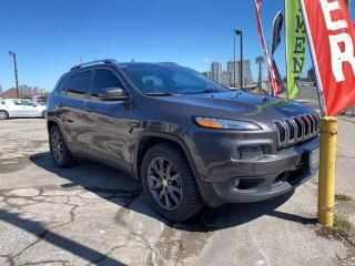 Used 2017 Jeep Cherokee North for sale in Scarborough, ON