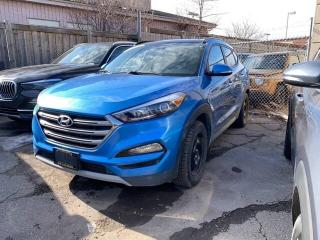 Used 2017 Hyundai Tucson AWD | LEATHER | LOADED for sale in Scarborough, ON