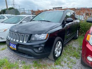 Used 2014 Jeep Compass HIGH ALTITUD for sale in Scarborough, ON