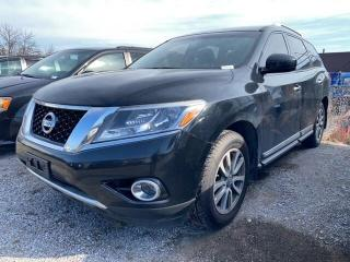 Used 2013 Nissan Pathfinder SL | AWD | LEATHER | LOADED for sale in Scarborough, ON