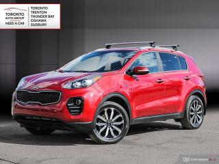 Used 2017 Kia Sportage AWD   ALLOYS   2.4L   FINANCING AVAILABLE for sale in Oshwa, ON