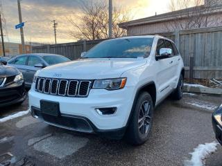 Used 2018 Jeep Grand Cherokee LIMITED | LEATHER | 4X4 | LOADED for sale in Scarborough, ON