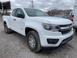 Used 2017 Chevrolet Colorado WT   6 SPEED MANUAL   FINANCING AVAILABLE for sale in Scarborough, ON