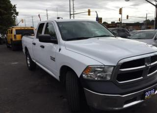 Used 2016 RAM 1500 3.6L | 4 DOORS | ONLY 120K for sale in Scarborough, ON