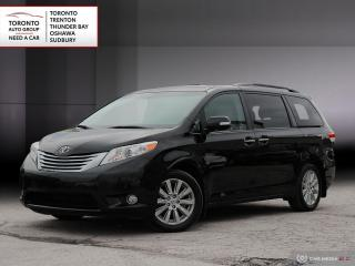 Used 2014 Toyota Sienna AWD | NAVIGATION | ROOF | BACK UP CAMERA for sale in Scarborough, ON
