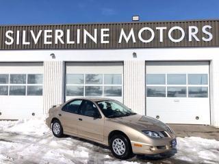 Used 2004 Pontiac Sunfire SL for sale in Winnipeg, MB