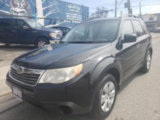 Used 2010 Subaru Forester X sport for sale in Toronto, ON