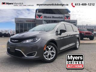 Used 2017 Chrysler Pacifica Touring-L Plus  - Local - $209 B/W for sale in Ottawa, ON