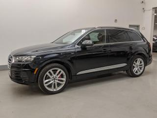 Used 2017 Audi Q7 TECHNIK/HEADS-UP DISPLAY/MASSAGE SEATS/VENTILATED SEATS! for sale in Toronto, ON