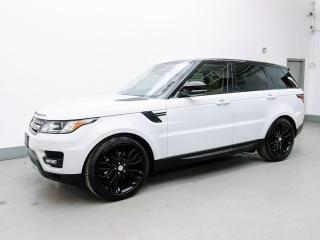 Used 2016 Land Rover Range Rover Sport TD6/HEADS-UP DISPLAY/PANO/VENTILATED SEATS! for sale in Toronto, ON