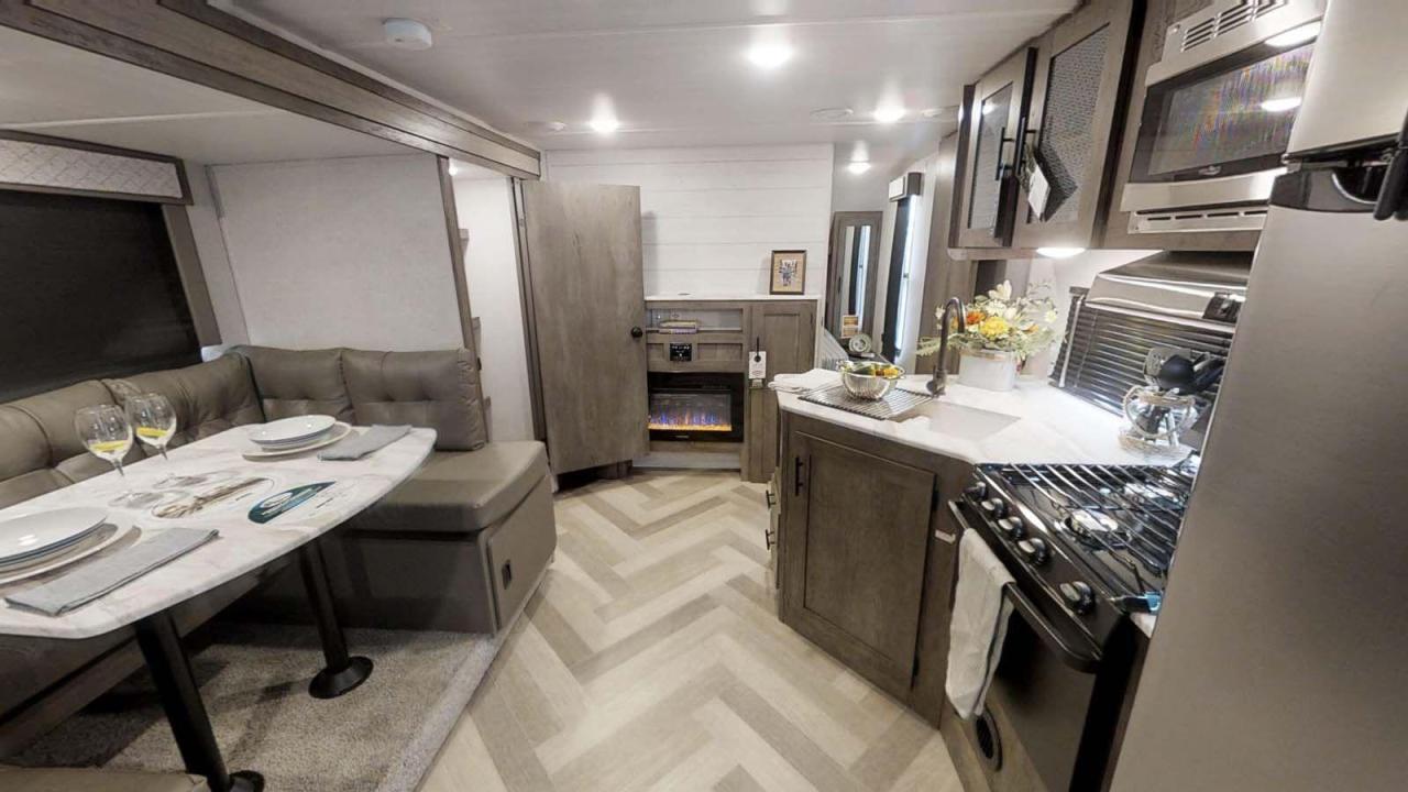 2020 Forest River Salem Cruise Lite
