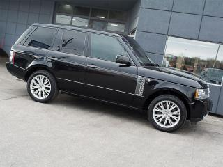 Used 2011 Land Rover Range Rover SC|AUTOBIOGRAPHY|NAVI|DUAL DVD|360 CAMERA for sale in Toronto, ON