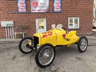 Used 1925 Ford Model T Speedster - RACER/ONTARIO REGISTRATION for sale in Cambridge, ON