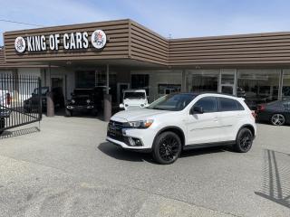 Used 2018 Mitsubishi RVR SE - ANNIVERSARY EDITION for sale in Langley, BC
