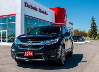 Used 2018 Honda CR-V EX AWD for sale in Woodstock, ON