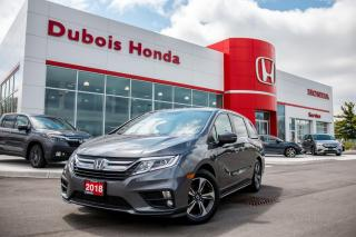 Used 2018 Honda ODYSSEY EX-RES for sale in Woodstock, ON