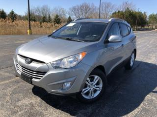 Used 2011 Hyundai Tucson GLS AWD for sale in Cayuga, ON
