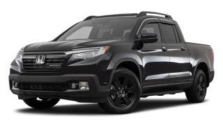 Used 2019 Honda Ridgeline Black Edition **Véhicule Neuf** for sale in Montréal, QC