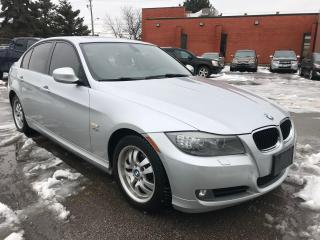 Used 2011 BMW 328xi Sedan NAV,130KM,AWD,AUTO,SAFETY+3YEARS WARRANTY INCLUDED for sale in Toronto, ON