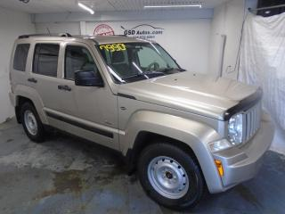 Used 2010 Jeep Liberty for sale in Ancienne Lorette, QC