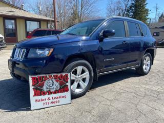 Used 2014 Jeep Compass NORTH for sale in Glencoe, ON