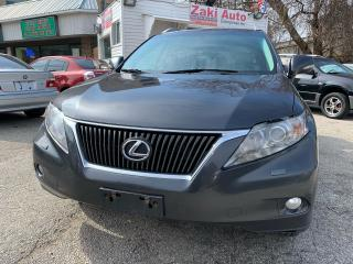 Used 2010 Lexus RX 350 2010 Lexus RX350/Leather /Sunroof/Alloy Wheels for sale in Toronto, ON