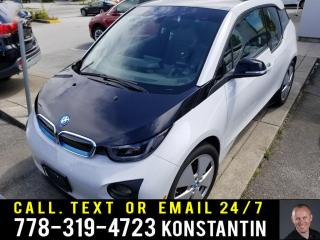Used 2016 BMW i3 for sale in Maple Ridge, BC