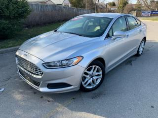 Used 2016 Ford Fusion SE for sale in Ajax, ON