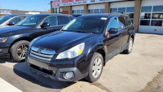 Used 2013 Subaru Outback 5DR WGN CVT 2.5I TOURING for sale in Oakville, ON