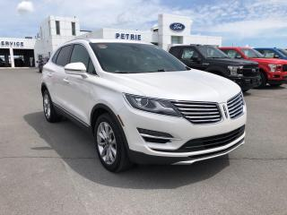 Used 2016 Lincoln MKC SELECT - AWD, NAV, HEATED LEATHER for sale in Kingston, ON