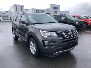Used 2016 Ford Explorer XLT - AWD, NAV, SEAT HEAT for sale in Kingston, ON