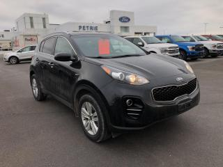 Used 2017 Kia Sportage LX - AWD, BLUETOOTH for sale in Kingston, ON