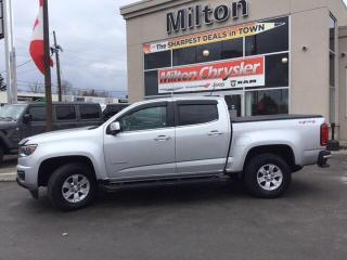 Used 2017 Chevrolet Colorado WT for sale in Milton, ON