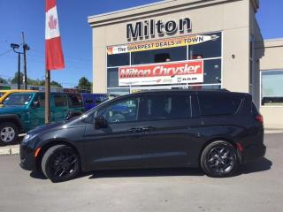 Used 2018 Chrysler Pacifica S|LEATHER|SAFETY TECH|NAVIGATION for sale in Milton, ON
