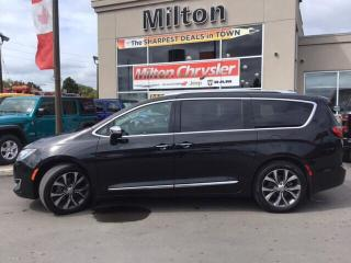 Used 2018 Chrysler Pacifica LIMITED|LEATHER|SUNROOF|NAVIGATION|TRAILER TOW for sale in Milton, ON