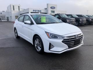 Used 2020 Hyundai Elantra Preferred - HEATED SEATS & WHEEL, BLUETOOTH for sale in Kingston, ON