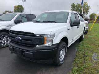 New 2018 Ford F-150 XL for sale in Kingston, ON
