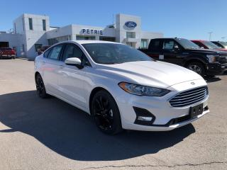 New 2019 Ford Fusion SE for sale in Kingston, ON