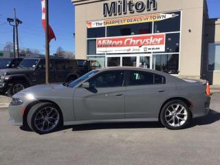 Used 2019 Dodge Charger GT Sunroof Navigation Heated and Ventilated Seats for sale in Milton, ON