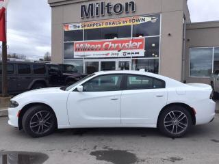 Used 2019 Dodge Charger SXT AWD|Leather|Sunroof|Nav|Heated Front and Rear for sale in Milton, ON