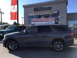 Used 2019 Dodge Durango GT AWD|NAVIGATION|DVD|SUNROOF for sale in Milton, ON
