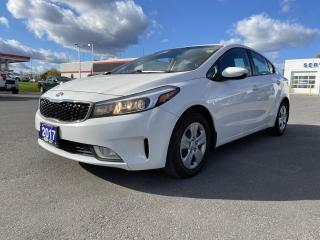 Used 2017 Kia Forte LX - SEAT HEAT, BLUETOOTH, AC for sale in Kingston, ON