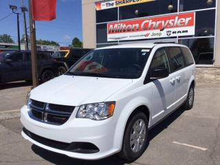 Used 2019 Dodge Grand Caravan SXT / BACK UP CAM / FULL STOW N GO for sale in Milton, ON
