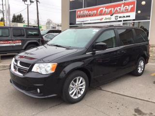 Used 2019 Dodge Grand Caravan PREMIUM PLUS/DVD/TOW PKG/POWER DOORS/NAV for sale in Milton, ON