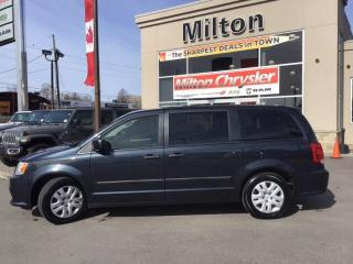 Used 2013 Dodge Grand Caravan SE for sale in Milton, ON