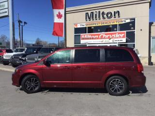 Used 2019 Dodge Grand Caravan GT|Power Windows and Liftgate|Stow N Go|Tow Pkg for sale in Milton, ON