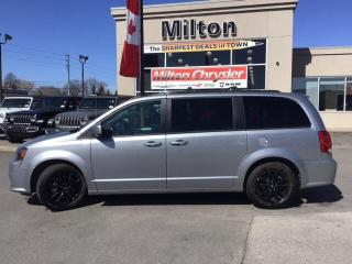 Used 2019 Dodge Grand Caravan GT|Leather|DVD|Navigation|Power Liftgate for sale in Milton, ON