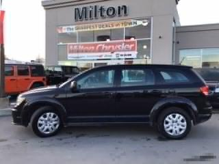 Used 2016 Dodge Journey SE for sale in Milton, ON