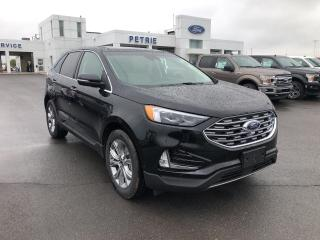 New 2019 Ford Edge Titanium for sale in Kingston, ON